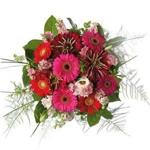 Mixed Flowers Bqt