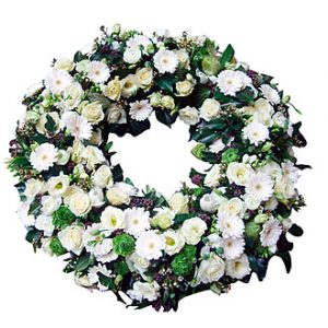 Farewell -Mourning Wreath