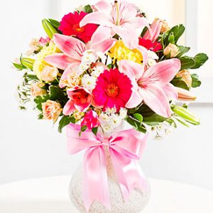 Surprise Bouquet in Pink