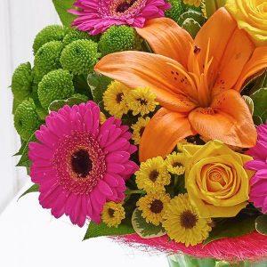 Atado De Flores
